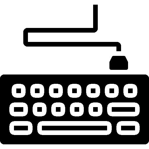 teclado  grátis ícone