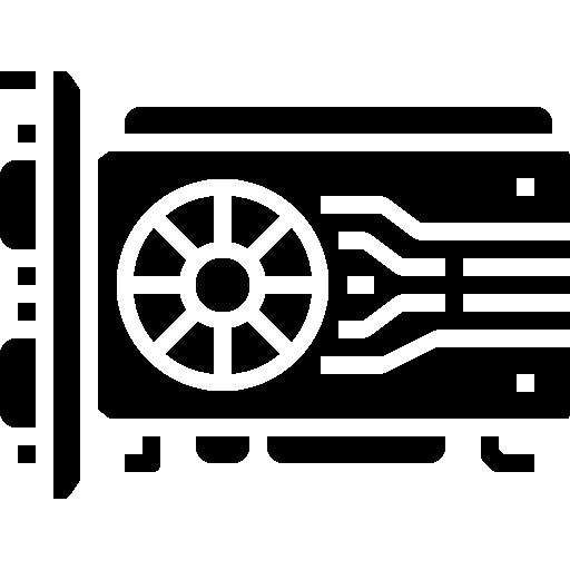 gpu  grátis ícone