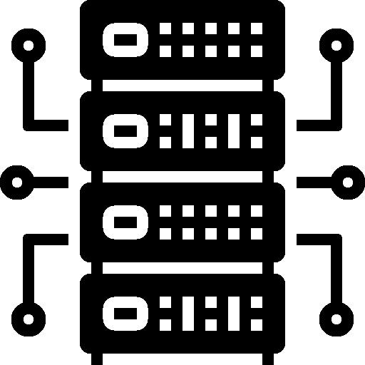 servidor  grátis ícone