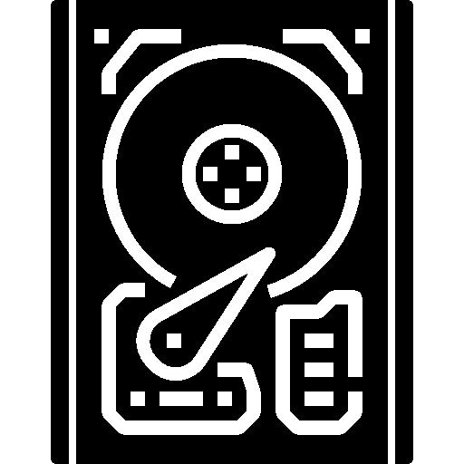 disco rígido  grátis ícone