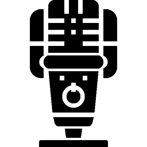 microfone  grátis ícone