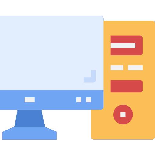Компьютер  бесплатно иконка