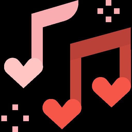 notes de musique  Icône gratuit