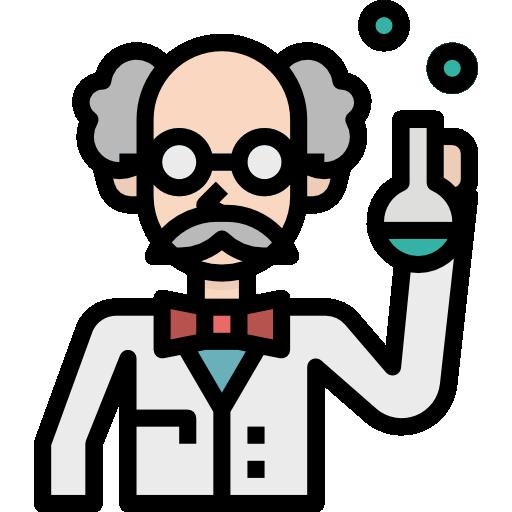 científico  icono gratis