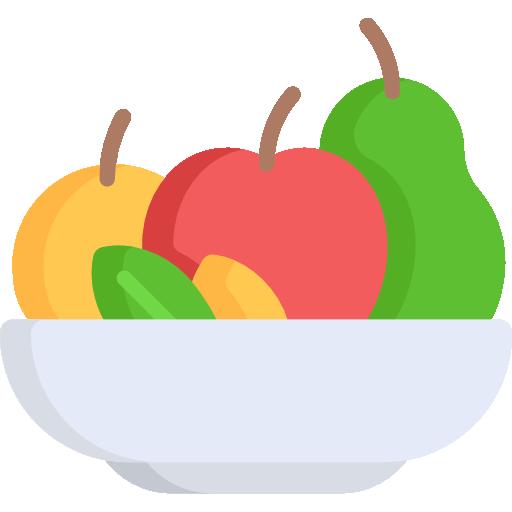 Fruits  free icon