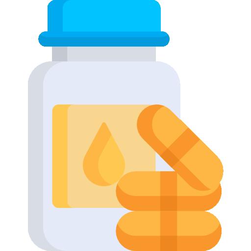 Vitamins  free icon