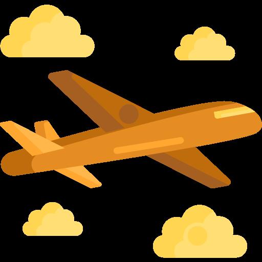 avion  Icône gratuit