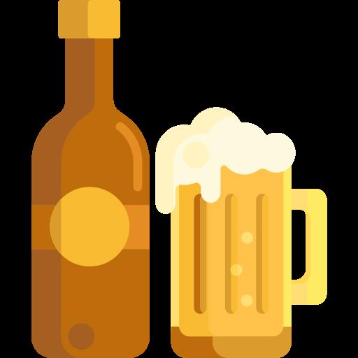 bière  Icône gratuit
