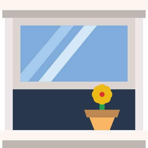 la fenêtre  Icône gratuit
