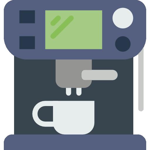 cafetière  Icône gratuit
