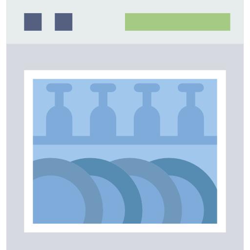 lave-vaisselle  Icône gratuit