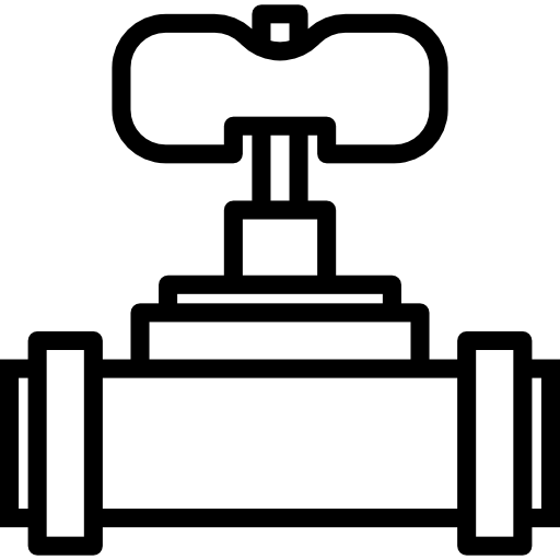 Valve  free icon