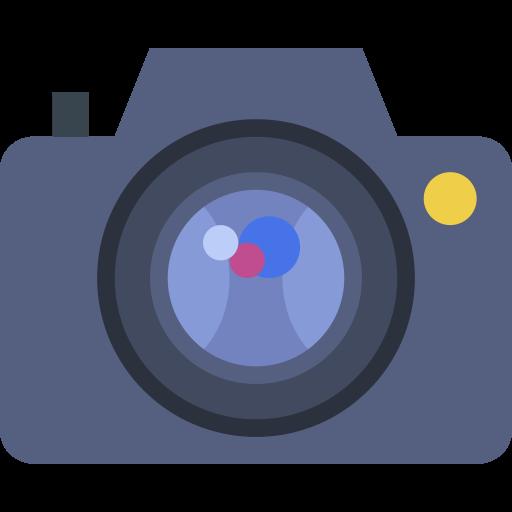 cámara fotográfica  icono gratis