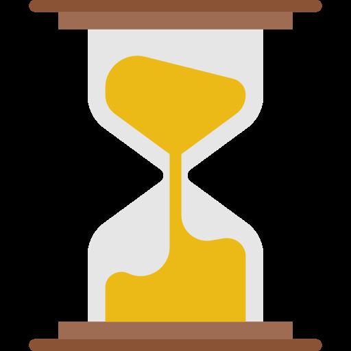 모래 시계  무료 아이콘