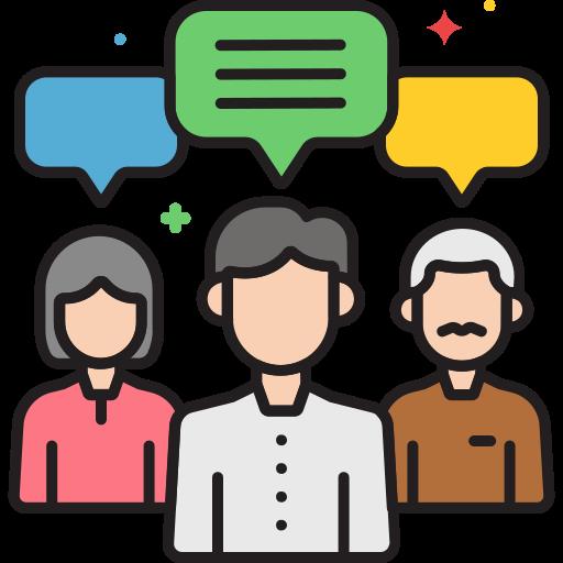 feedback  kostenlos Icon