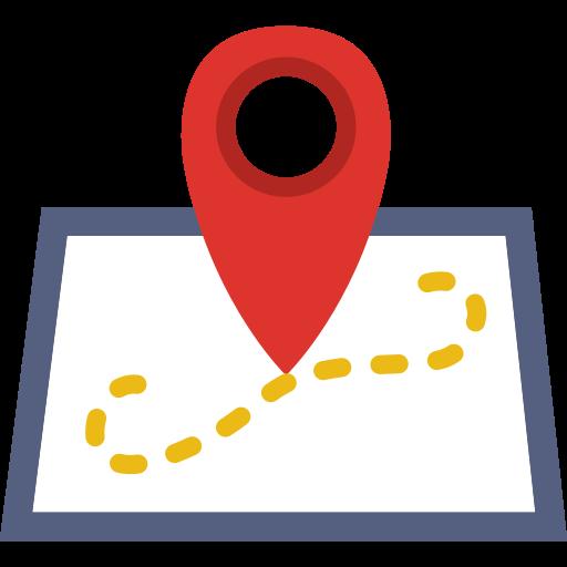 지도 위치  무료 아이콘