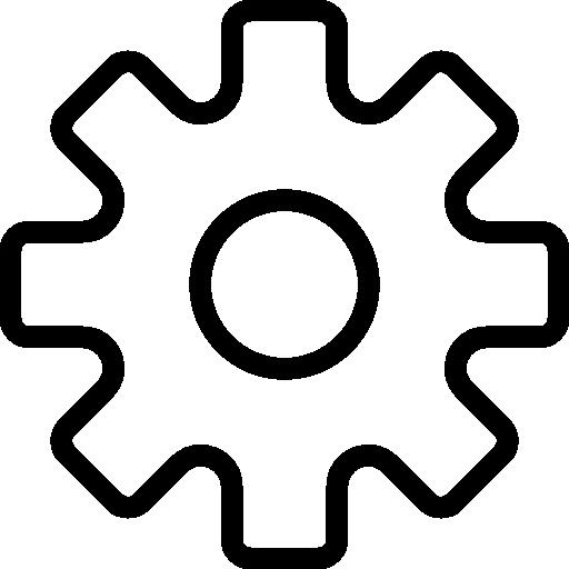 설정  무료 아이콘