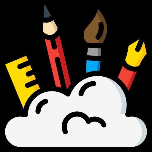 creatividad  icono gratis