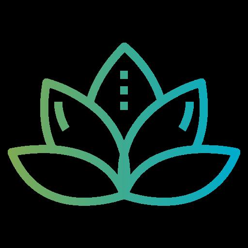 fleur de lotus  Icône gratuit