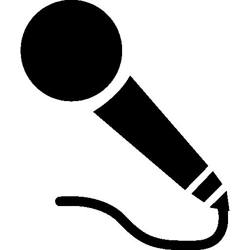 enregistreur vocal  Icône gratuit