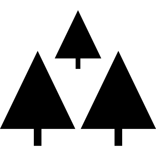 Три сосны  бесплатно иконка
