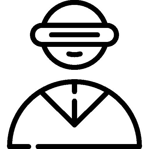 가상 현실  무료 아이콘