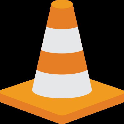 Cone  free icon