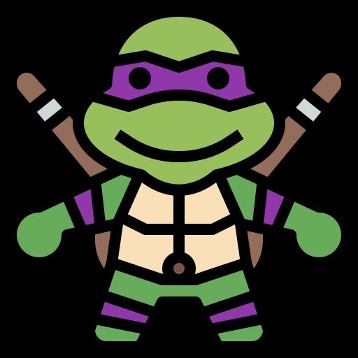 Donatello  free icon