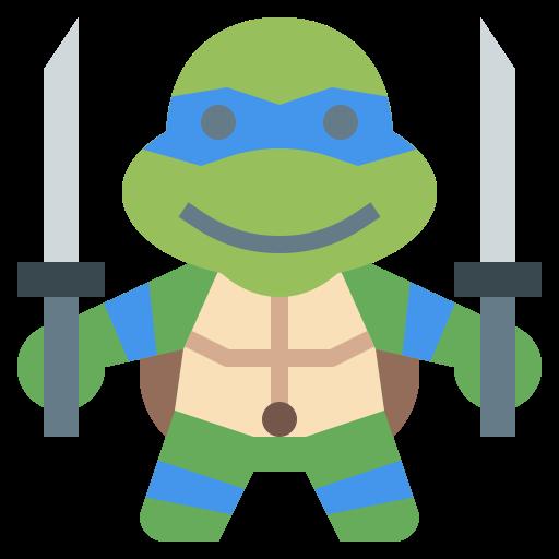 Leonardo  free icon
