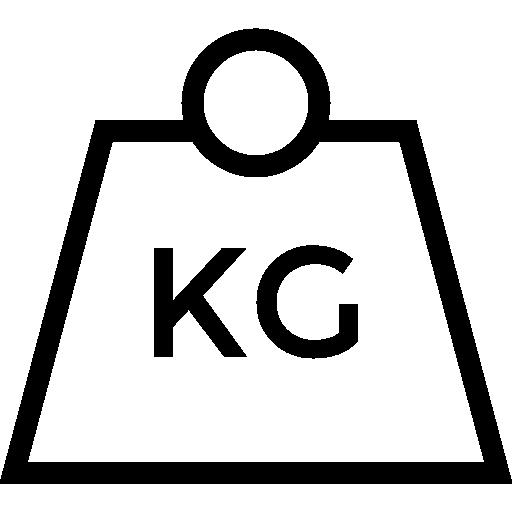 kilogramm  kostenlos Icon