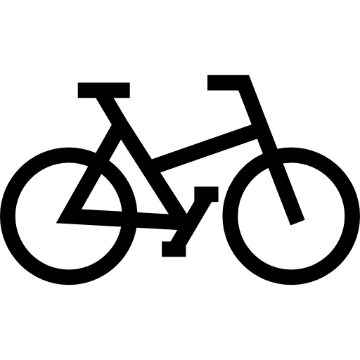 Bicycle  free icon
