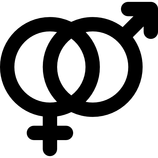 Genders  free icon