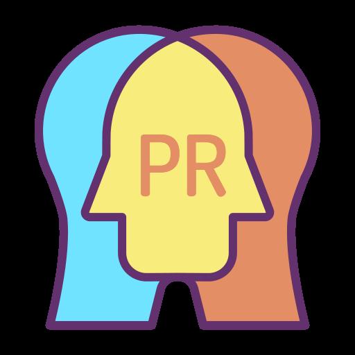 Public relation  free icon