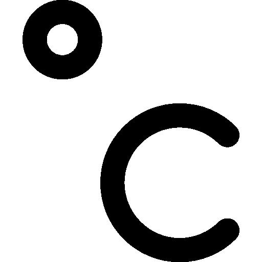 Celsius  free icon