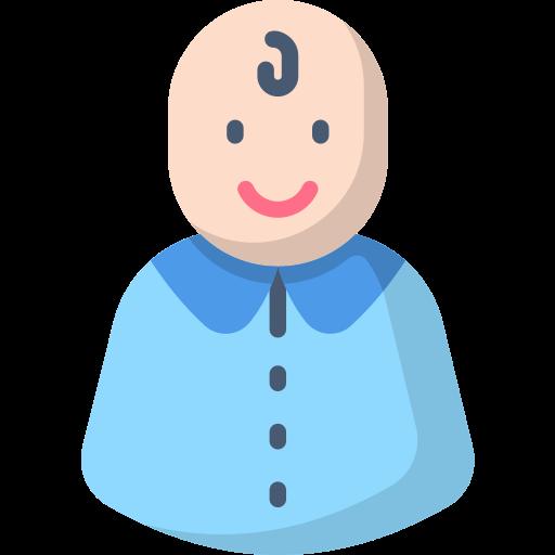 Baby  free icon