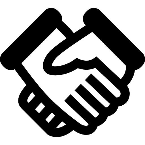 Deal  free icon