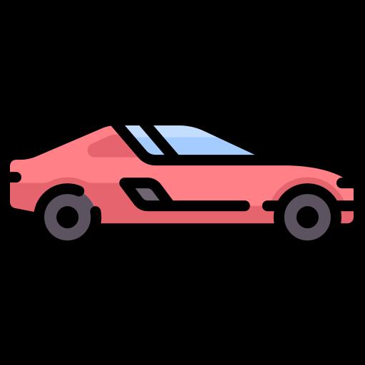voiture de sport  Icône gratuit