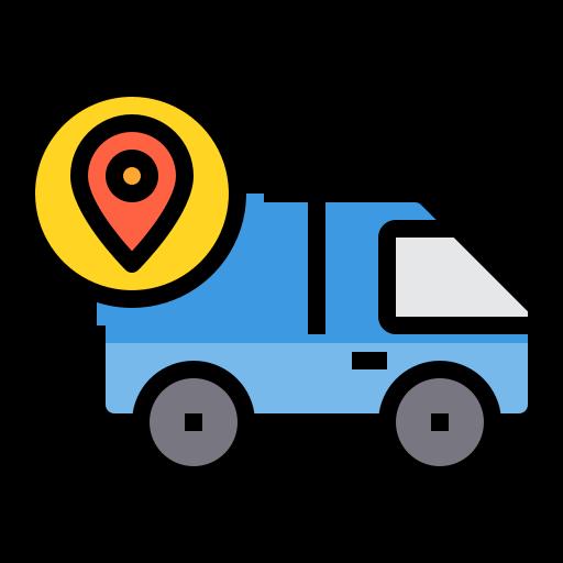 Tracking  free icon