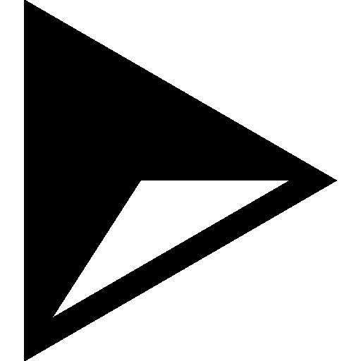Triangle  free icon