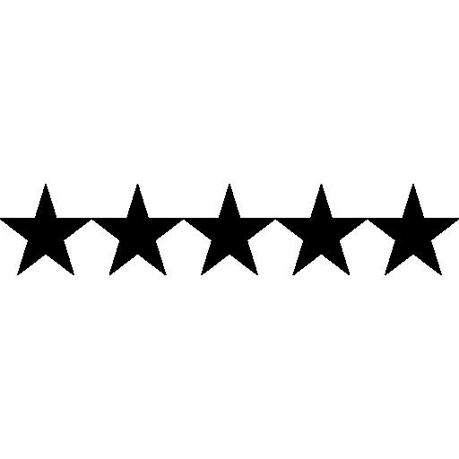 Stars  free icon