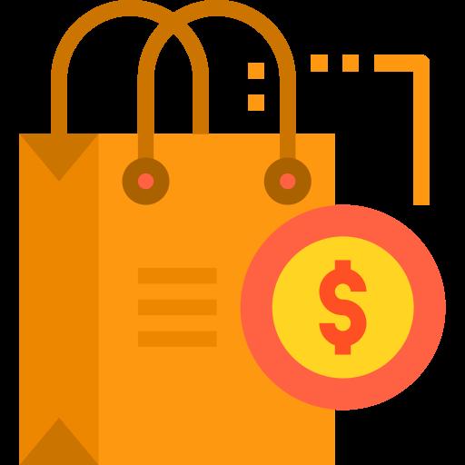 handel und einkaufen  kostenlos Icon