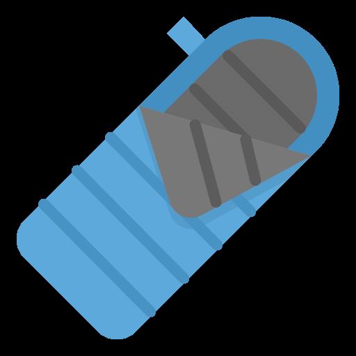 sac de couchage  Icône gratuit