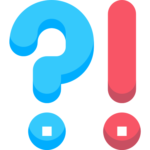질문  무료 아이콘