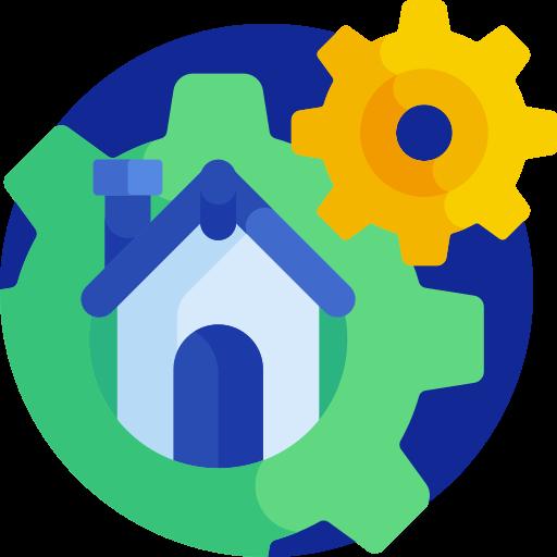 automatisation de la maison  Icône gratuit