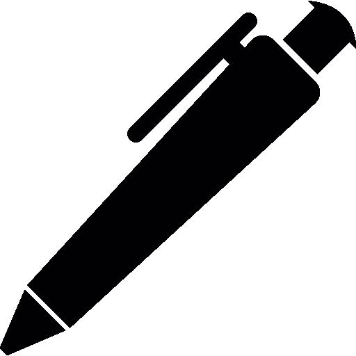 Mechanical pen  free icon