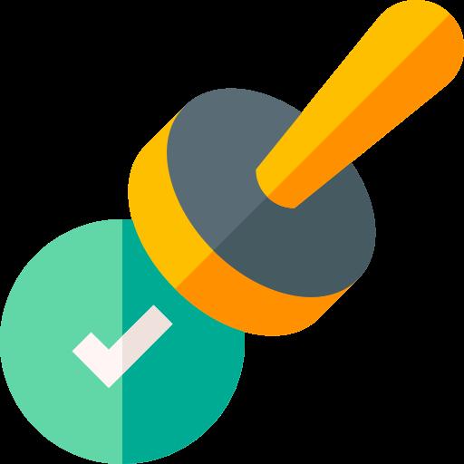 Validation  free icon