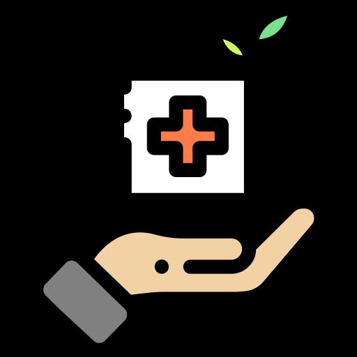 Alternative medicine  free icon