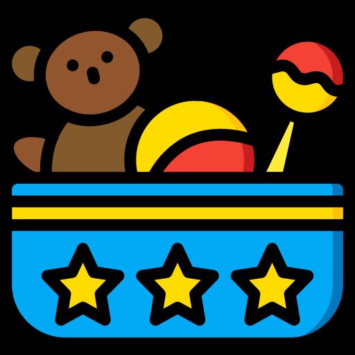 Toys  free icon