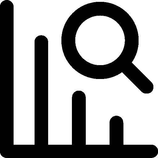 Гистограмма  бесплатно иконка