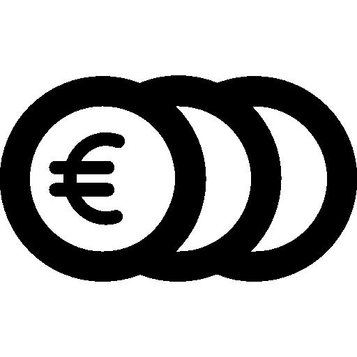 Евро  бесплатно иконка